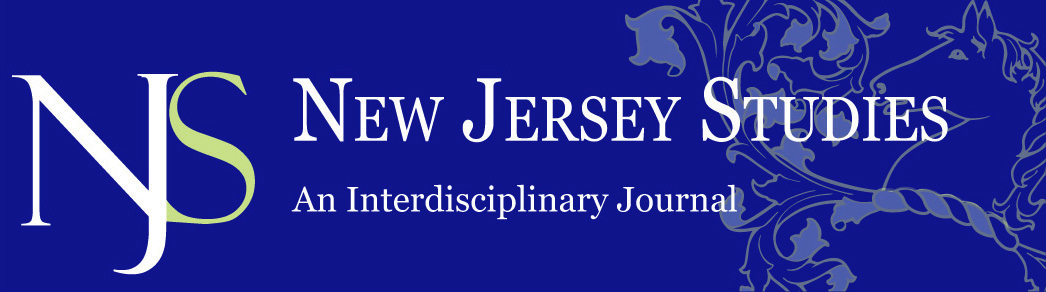 New Jersey Studies: An Interdisciplinary Journal